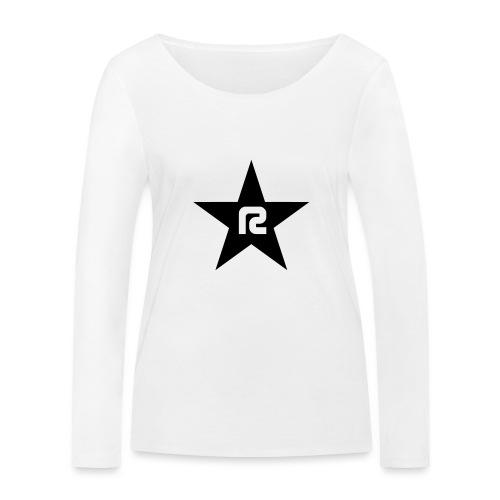 R STAR - Frauen Bio-Langarmshirt von Stanley & Stella