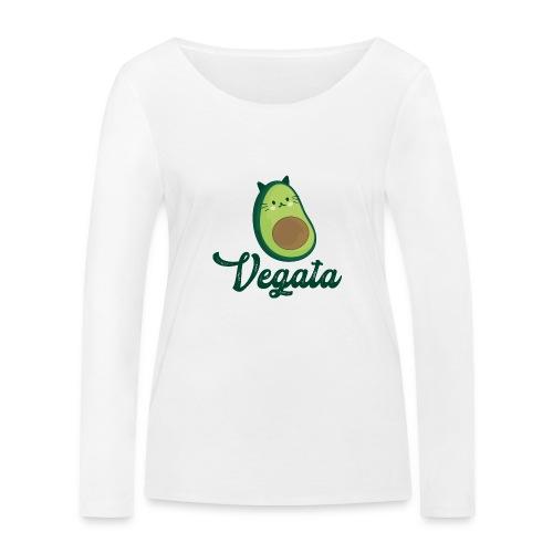 Vegata - Camiseta de manga larga ecológica mujer de Stanley & Stella