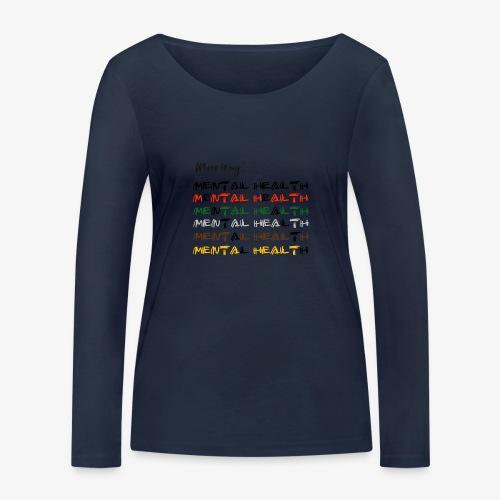 Where is my...? - Women's Organic Longsleeve Shirt by Stanley & Stella