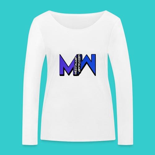 MeestalMip Shirt - Men - Vrouwen bio shirt met lange mouwen van Stanley & Stella
