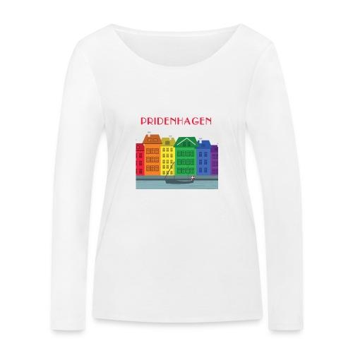 PRIDENHAGEN NYHAVN T-SHIRT - Økologisk Stanley & Stella langærmet T-shirt til damer