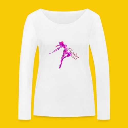 TWIRLING-BATON - T-shirt manches longues bio Stanley & Stella Femme
