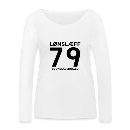 100014365_129748846_loons - Vrouwen bio shirt met lange mouwen van Stanley & Stella