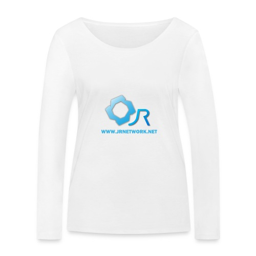 Official Logo - Women's Organic Longsleeve Shirt by Stanley & Stella