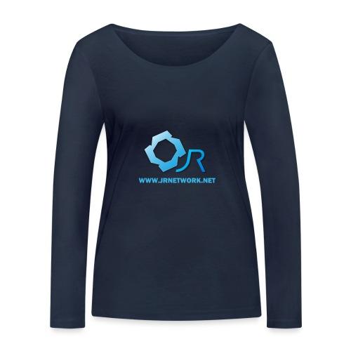 Official Logo - Women's Organic Longsleeve Shirt by Stanley & Stella
