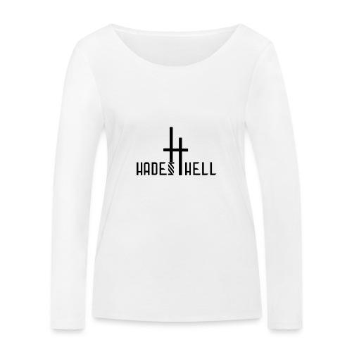 Hadeshell black - Frauen Bio-Langarmshirt von Stanley & Stella