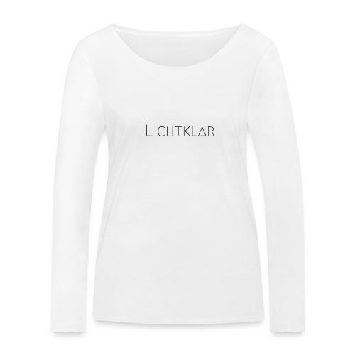 Lichtklar - Frauen Bio-Langarmshirt von Stanley & Stella