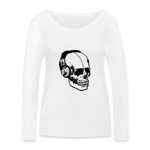 lydbog_6 - Økologisk Stanley & Stella langærmet T-shirt til damer