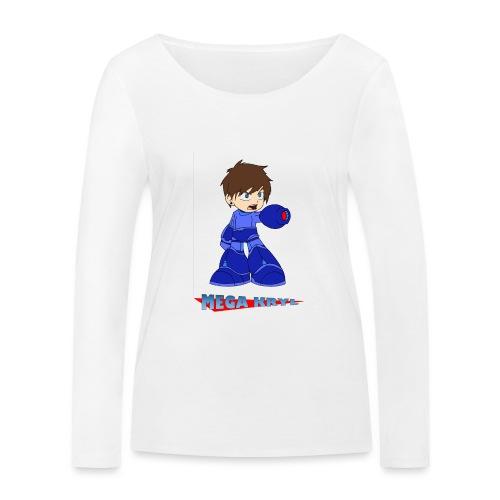 MegaKryl! - Women's Organic Longsleeve Shirt by Stanley & Stella