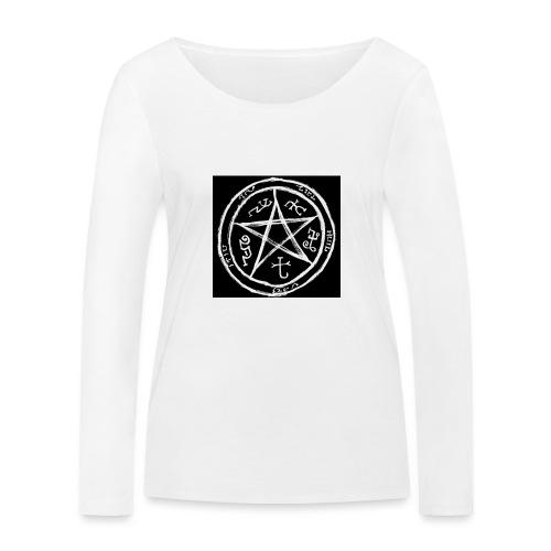 Teufelsfalle - Frauen Bio-Langarmshirt von Stanley & Stella