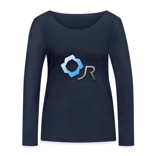Original JR Logo - Women's Organic Longsleeve Shirt by Stanley & Stella