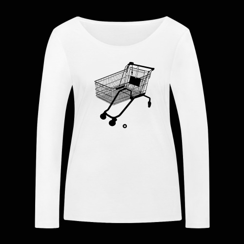 Let's go shopping ! - T-shirt manches longues bio Stanley & Stella Femme