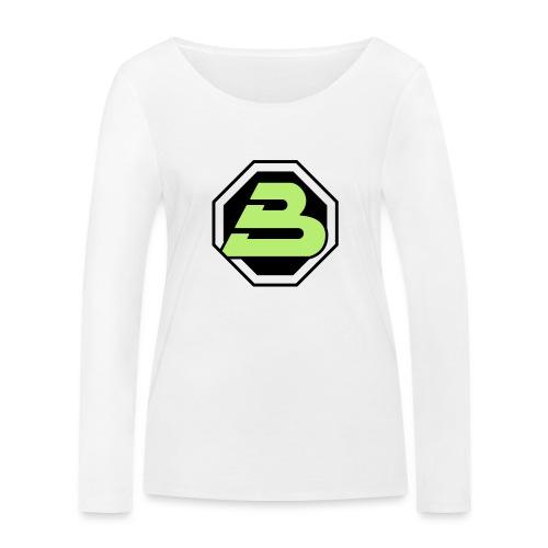 Blacktron 2 - T-shirt manches longues bio Stanley & Stella Femme