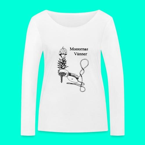 mossvanner - Ekologisk långärmad T-shirt dam från Stanley & Stella