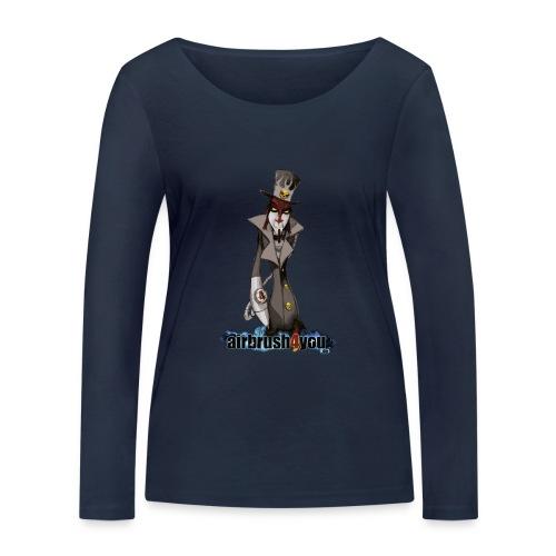 AirbrushDealer - Frauen Bio-Langarmshirt von Stanley & Stella