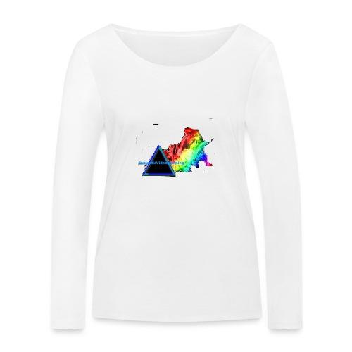 FantasticVideosMerch - Women's Organic Longsleeve Shirt by Stanley & Stella
