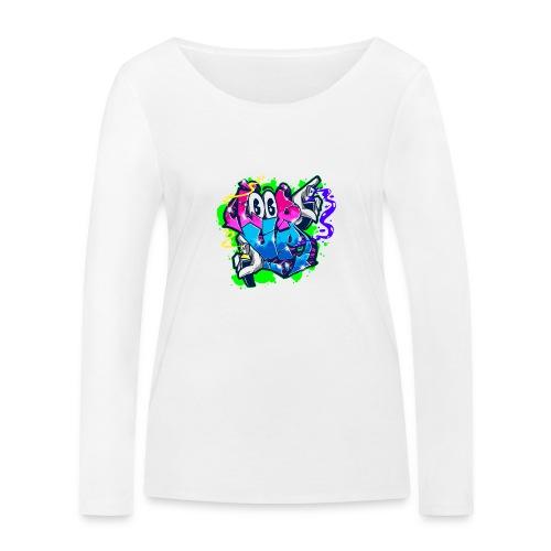 LOOP UP Street style - Frauen Bio-Langarmshirt von Stanley & Stella