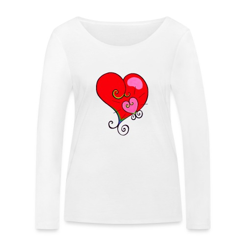 Magic Mother & Magic Child - Women's Organic Longsleeve Shirt by Stanley & Stella