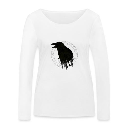 Huginn & Aettir - T-shirt manches longues bio Stanley & Stella Femme