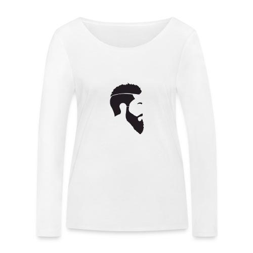 HEAD WHITE T-SHIRT - Ekologisk långärmad T-shirt dam från Stanley & Stella