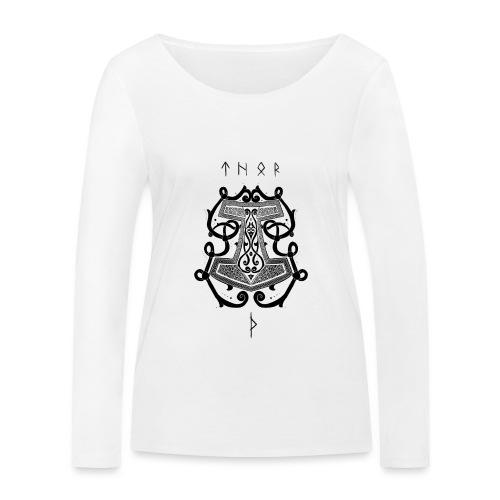 Mjöllnir - T-shirt manches longues bio Stanley & Stella Femme