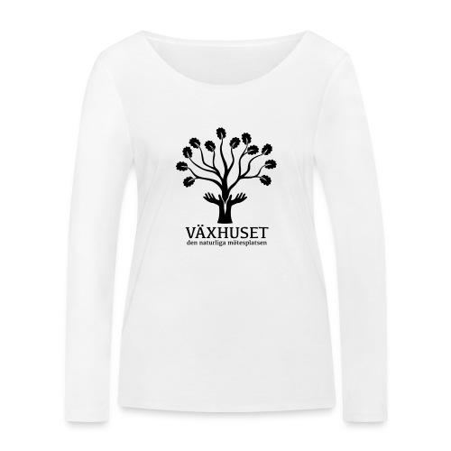 Växhuset - Ekologisk långärmad T-shirt dam från Stanley & Stella