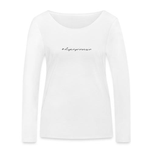 #alpenprinzessin_02 - Frauen Bio-Langarmshirt von Stanley & Stella