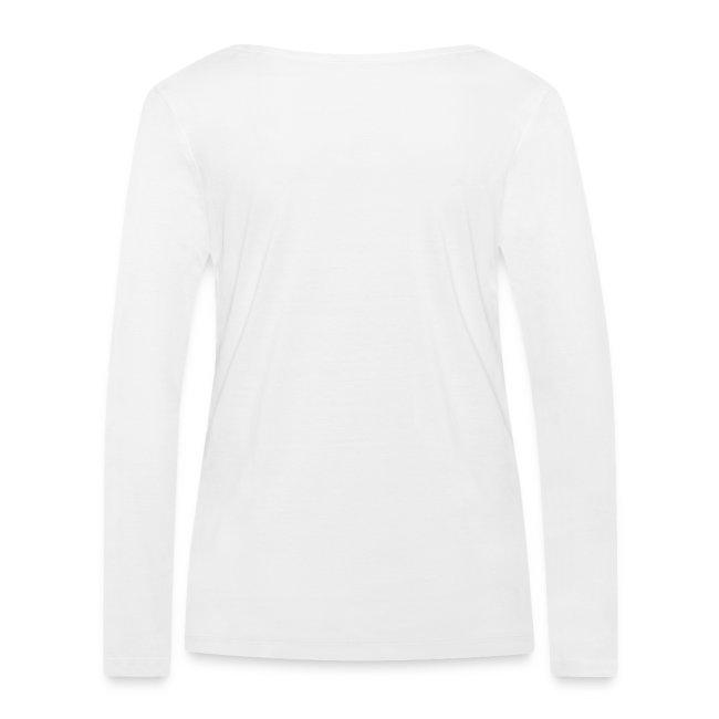Vorschau: Bevor du fragst... NEIN - Frauen Bio-Langarmshirt von Stanley & Stella