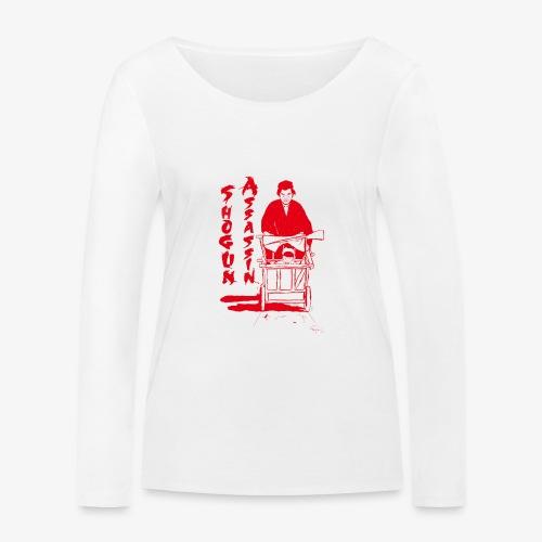 BabyCart (Shogun Assassin) by EglanS. - T-shirt manches longues bio Stanley & Stella Femme