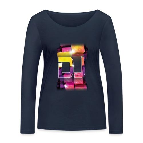DJ by Florian VIRIOT - T-shirt manches longues bio Stanley & Stella Femme
