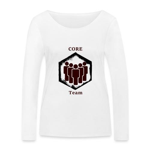 CoreTeam - Frauen Bio-Langarmshirt von Stanley & Stella