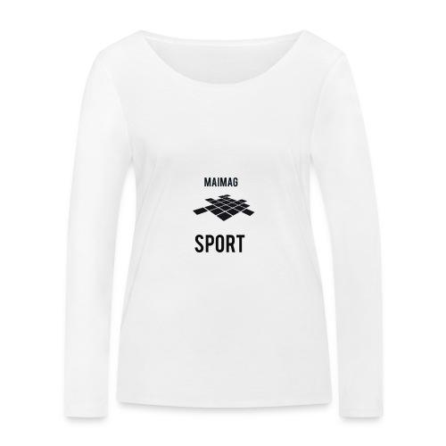 L9 mejor - Camiseta de manga larga ecológica mujer de Stanley & Stella
