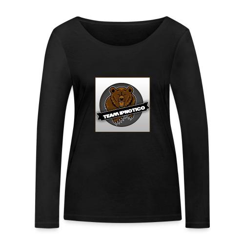 Team Ipnotico - Ekologisk långärmad T-shirt dam från Stanley & Stella