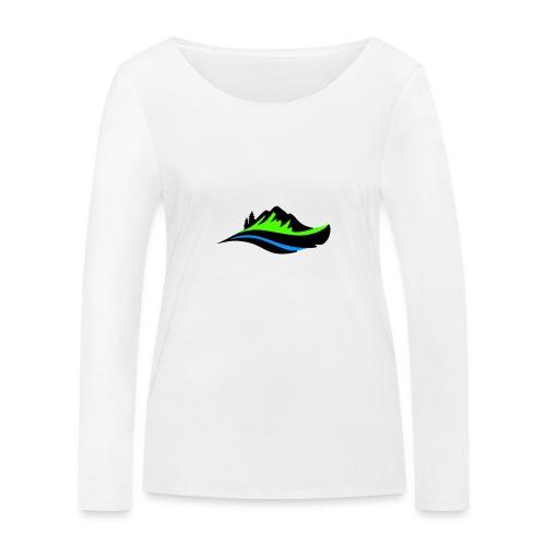 Modern Hoodie Unisex - Ekologisk långärmad T-shirt dam från Stanley & Stella