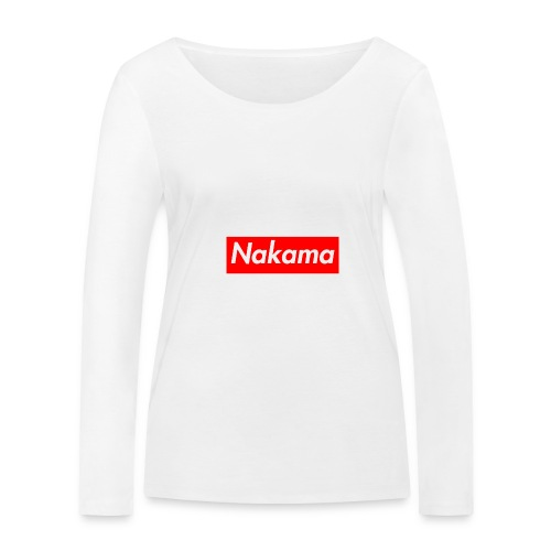 Nakama - T-shirt manches longues bio Stanley & Stella Femme