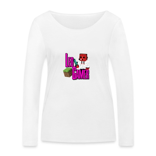 LeoGamer Minecraft - Women's Organic Longsleeve Shirt by Stanley & Stella
