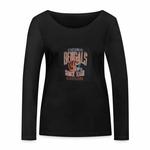 American fotboll, Chicago Bears - Ekologisk långärmad T-shirt dam från Stanley & Stella