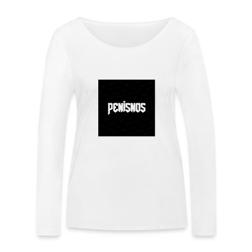 Peninos 3.0 - Ekologisk långärmad T-shirt dam från Stanley & Stella