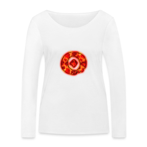 Omega O - Women's Organic Longsleeve Shirt by Stanley & Stella