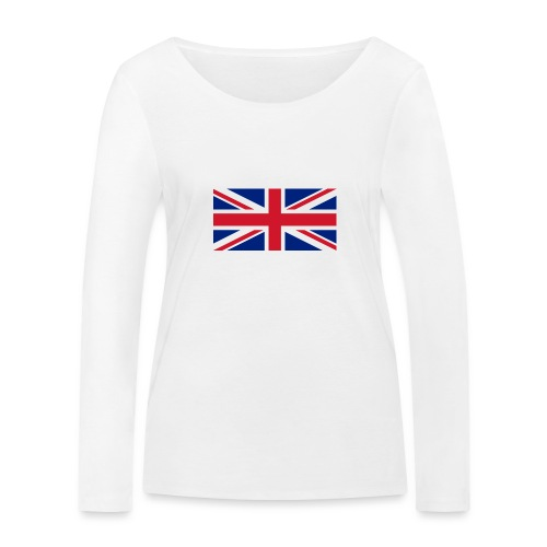 United Kingdom - Women's Organic Longsleeve Shirt by Stanley & Stella
