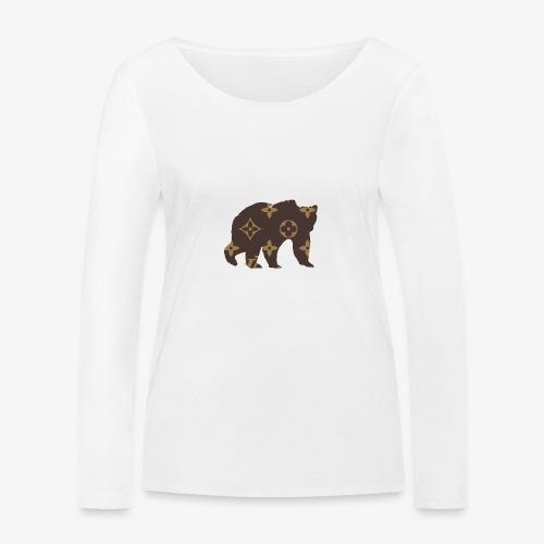 alouci x lv - Ekologisk långärmad T-shirt dam från Stanley & Stella
