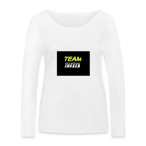 Truxenmerch - Ekologisk långärmad T-shirt dam från Stanley & Stella