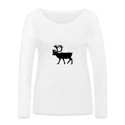Le Caribou - T-shirt manches longues bio Stanley & Stella Femme