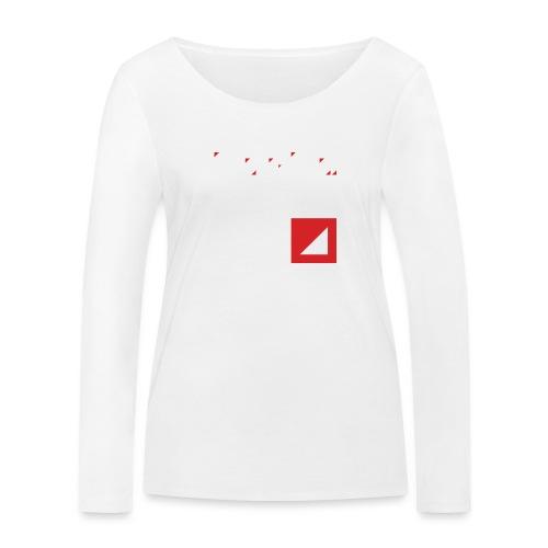 BULGEBULL ICON2 2015 - Women's Organic Longsleeve Shirt by Stanley & Stella