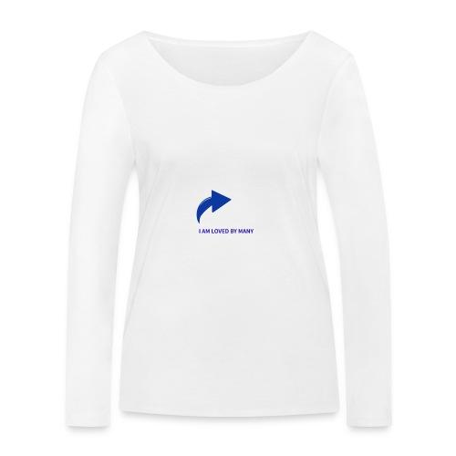 1527348336103 - Ekologisk långärmad T-shirt dam från Stanley & Stella