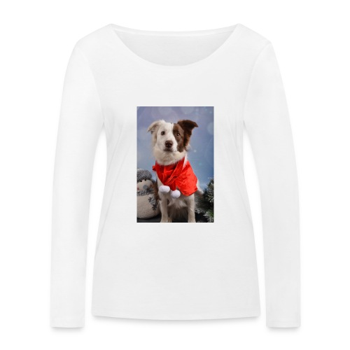 DSC_2058-jpg - Vrouwen bio shirt met lange mouwen van Stanley & Stella