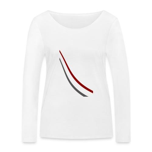 stripes shirt png - Vrouwen bio shirt met lange mouwen van Stanley & Stella