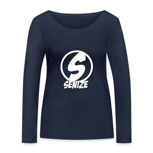 Senize - Vrouwen bio shirt met lange mouwen van Stanley & Stella