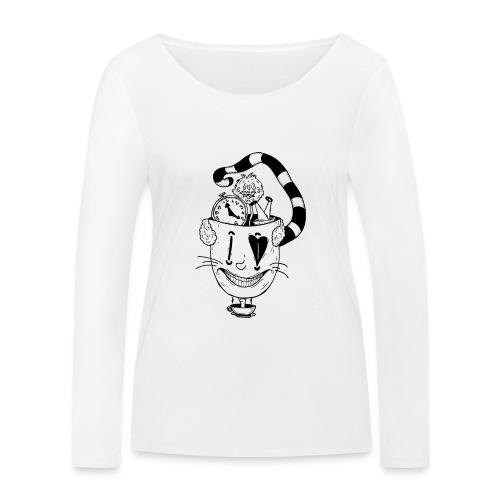 Alice in Wonderland - Women's Organic Longsleeve Shirt by Stanley & Stella