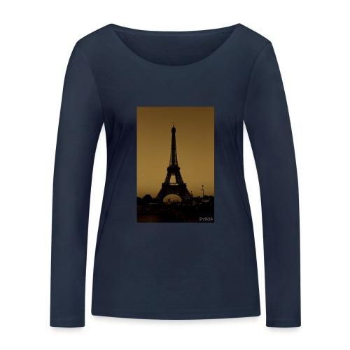 Paris - Women's Organic Longsleeve Shirt by Stanley & Stella